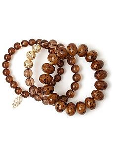 Earthly Elegance Bracelets