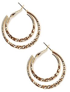 Duel Dazzle Earrings