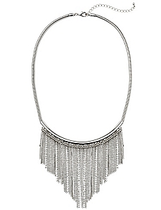 Fringe Elements Necklace