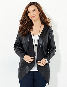 Sleek Street Jacket