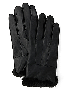 Lady-Like Leather Gloves