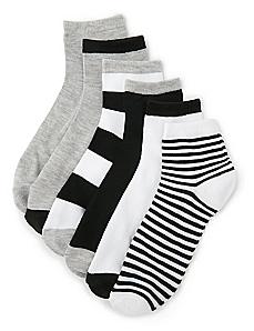 Everyday 6-Pack Socks