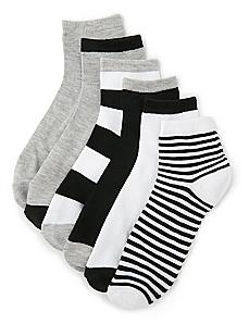 Everyday 6-Pack Socks