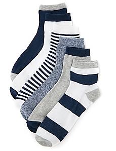 Classic Combo 6-Pack Socks