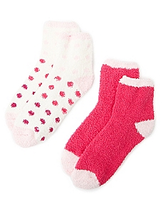 Cozy Comfort 2-Pack Socks