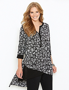 Dashing Angles Blouse