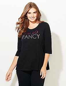 I'm So Fancy Tee