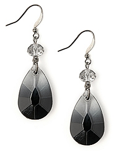 Ombre Teardrop Earrings