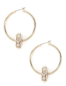 Touch Of Sparkle Earrings