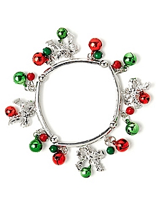 Holiday Bell Bracelet