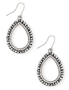 Teardrop Flair Earrings