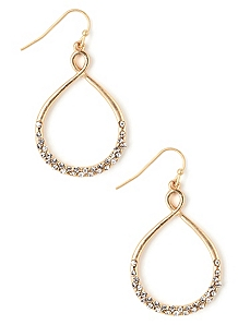 Infinite Shine Earrings