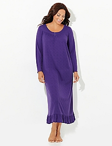 Pointelle Sleep Gown
