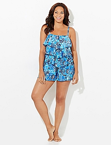 Splashing Swim Romper