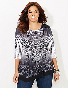 Dusk Medallion Top
