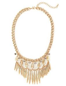 Fringe Flyaway Necklace