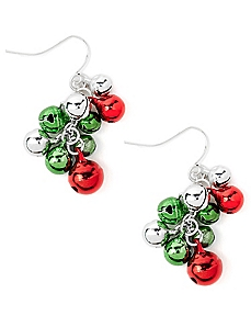 Holiday Bell Earrings