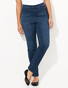 Flat-Front Everyday Jean