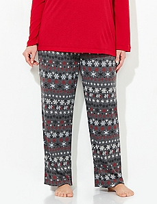 Nordic Naughty & Nice Sleep Pant