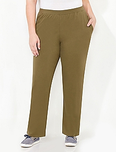Suprema Knit Pant (Modern Colors)