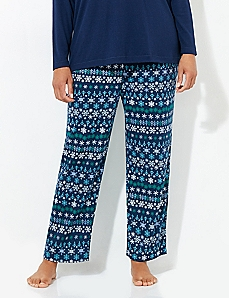 Nordic Cozy Chic Sleep Pant