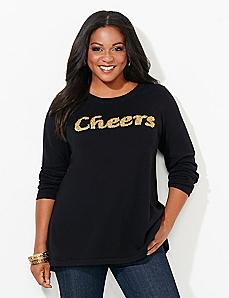 Cheers Sweater