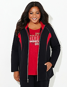 Shimmer Shine Active Jacket