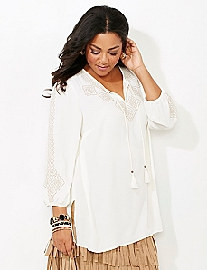 Black Label Cloud Nine Tunic