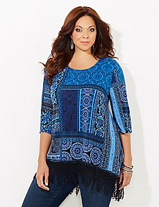 Patchwork Falls Top