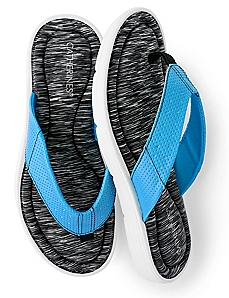 Space-Dye Active Flip-Flops