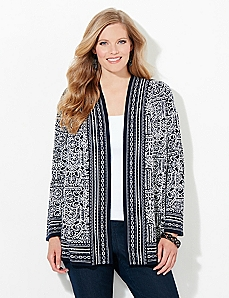 Dynamic Duo Cardigan