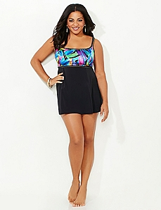 Artful Dash Swimdress