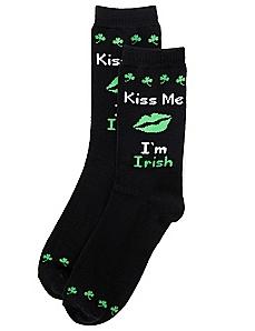 Kiss Me Crew Socks