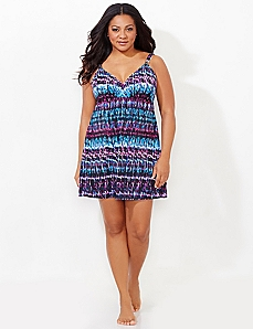 Parrot Cay Swim Dress