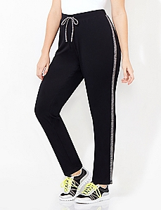 Slice Of Life Slim-Leg Sweat Pant
