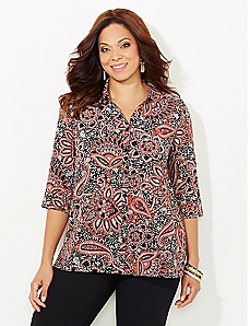 Intrigue Blouse