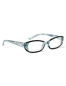 Watercolor Reading Glasses