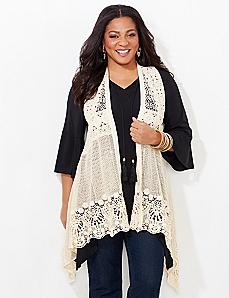 Covet Crochet Vest