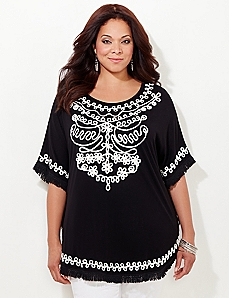 Fringe & Folly Top