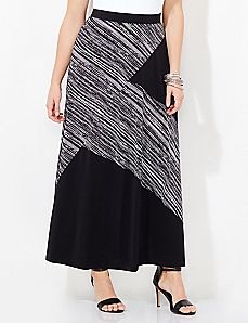 Pathways Maxi Skirt