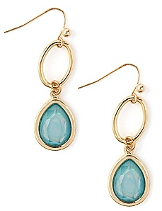 Moonglow Teardrop Earrings