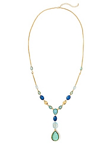 Moonglow Y-Necklace