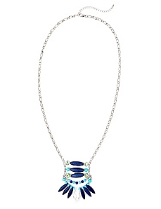 Rhythm and Blues Necklace