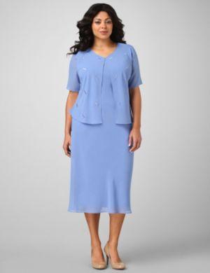 Flyaway Chiffon Dress