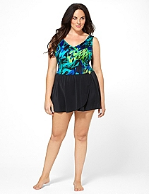 Coral Reef Swimdress