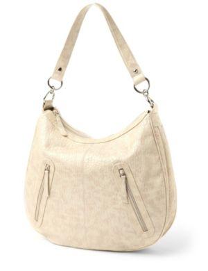 Mock Croc Handbag