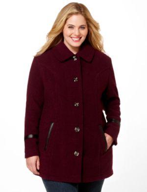 Luxe Trim Jacket