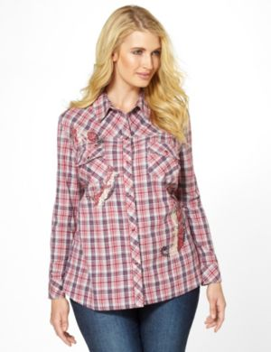 All-American Plaid Shirt
