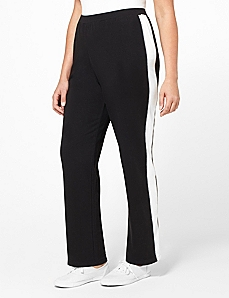 Colorblock Active Pant by CATHERINES
