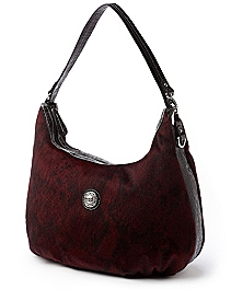 Faux Fur Handbag
